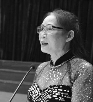 Chân dung chị Trịnh Thị Lương